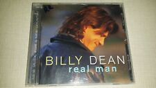 REAL MAN BY BILLY DEAN CD COUNTRY MUSIC ALBUM SONG 10 TRACK DISC CAPITOL RECORDS
