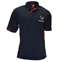 Authentic NFL Houston Texans TX3 Cool Polo Shirt with Team Logo