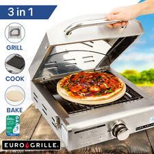 Euro-Grille BBQPIZEUGA3X1 LPG BBQ