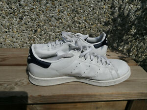 Baskets blanches adidas pour homme | eBay