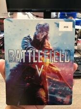 Battlefield V - Steelbook Only [PS4] - AS IS!!J016