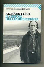 Richard Ford # IL GIORNO DELL'INDIPENDENZA # Feltrinelli 1999
