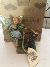 Jim Shore Heartwood Creek 2009 Harmony Fairy Figurine 4014983 and Box