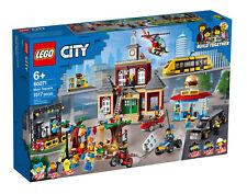 Lego City: La place du centre-ville (60271)