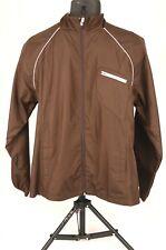 DANSKIN NOW Womens Jacket Sz XL16/18 Vented Running/Walking Brown Pink