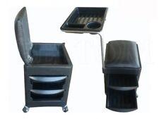 Tabouret / Chariot de manucure pédicure Salon beauté Esthétique Chaise massage