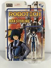"Robotech Max Sterling 4"" Toynami Harmony Gold Action Figure"