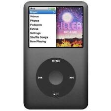 Apple iPod Classic 7th Generation Black 160GB 256GB 512GB 1TB with Retail box