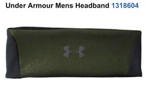 Under Armour Reflective Running Headband Headwear OSFA 1318604 357 New Fast Ship