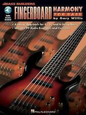 Fingerboard Harmony for Bass by Gary Willis (Mixed media product, 1997)