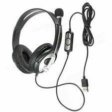 Cuffie Stereo Con Microfono TeKone Q6 Usb Super Bass Giochi Film Pc hsb