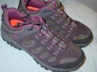 Womens Merrell Ridgepass Espresso/Blushing J247092C Trail Hiking Shoes! Size 9