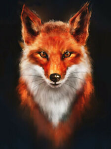 5D DIY Animals Diamond Painting Embroidery Cross Stitch Full Drill Art Craft Kit