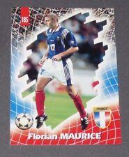FLORIAN MAURICE EQUIPE FRANCE 98 BLEUS PANINI FOOTBALL CARD 1998