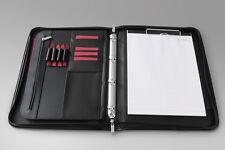 Konferenzmappe A4 Gravur Schreibmappe Mappe Büro Geschenkidee Lasergravur
