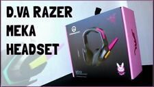 Razer D.Va MEKA Official Headset Overwatch Edition Brand New SOLD OUT