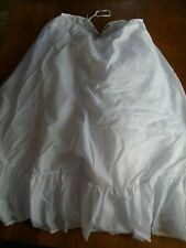 Wedding Gown Underskirt Slip
