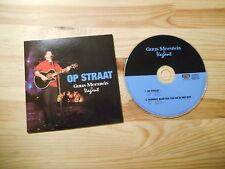 CD Schlager Guus Meeuwis - Op Straat (2 Song) WVS MUSIC