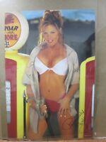 Vintage Poster Passionately,Sandi 1993 Hot Girl Inv#G3701