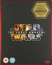 Star Wars - The Force Awakens Limited Edition Dark Side Artwork Sleeve [Blu-ray]