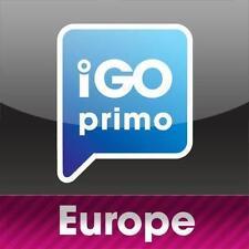 Igo9 Primo Logiciel de Navigation Voitures+Camion Cartes Aoüt 2017