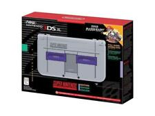 NEW Nintendo 3DS XL Super NES Edition with Super Mario Kart Download