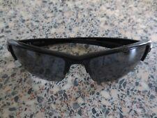 Revo black frame polarized sunglasses. Abyss. RE 4041.