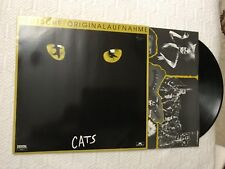 Cats - Deutsche Originalaufnahme   Vinyl LP