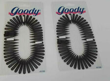 Lot of 2!! GOODY FLEXIBLE HAIR COMBS!