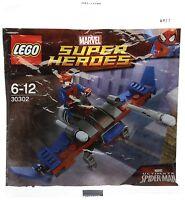 LEGO Super Heroes 30302 Spiderman Glider Gleiter Marvel Promo Polybag Set Beutel