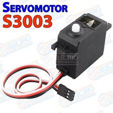 Servo S3003 microservo 180 motor paso a paso motor