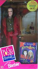 Sale: 1999 Mattel BARBIE GAY FRIEND ROSIE O'DONNELL DOLL TV HOST  22016 NRFB