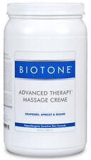 Biotone - Advanced Therapy Massage Cream Half Gallon