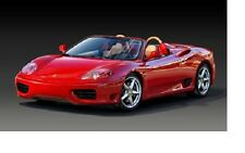 REVELL 07085 FERRARI 360 SPIDER KIT SCALA 1/24 NUOVO Free Tracked 48 POST