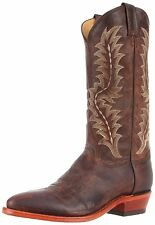 Tony Lama Men's Chocolate Goat El Paso Collection Western Boots 6978, Size 9EE