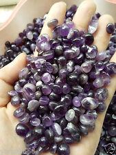 100g 100+ Natural Polished Amethyst Quartz Crystal Stone Rock Specimen