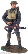 New Britains Museum Collection 10024 USMC Marine with Rifle WW1 &  Fitted Box