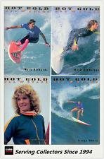 1994 Futera Hot Surf Trading Cards Regular All Stars Card As3 Tom Curren