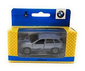 Matchbox Superfast BMW X5 silver BMW Serie 2 Geman Exclusiv