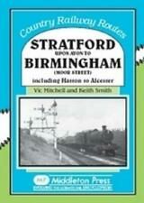 More details for stratford upon avon to birmingham, hatton, alcester,hall green,