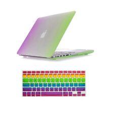 "MacBook Case for Apple Air Pro Retina 11"" 13"" 15"" Keyboard Protector Screen Skin"