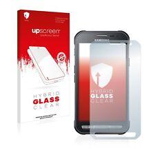 Schutzpanzer Glasfolie für Samsung Galaxy Xcover 3 Schutz Klar Hybrid