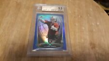 2014 Bowman Chrome Derek Carr Rookie Blue Ref. BGS 9.5