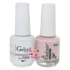 GELIXIR Soak Off Gel Polish Duo Set (Gel + Matching Lacquer) - 004
