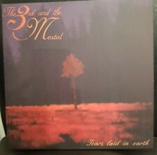 THE THIRD AND THE MORTAL Tears Laid in Earth DOUBLE LP my dying bride tiamat 3rd