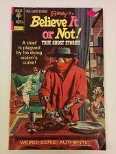 Ripley's Believe It or Not #56 (1965 Gold Key) Comic True Ghost Stories