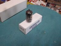 Vintage 6T4 UHF Triode Vacuum Tube, Made In USA, Hickok Tested!