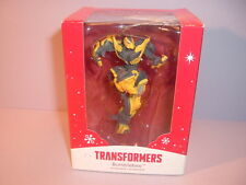 Holiday Transformers Bumblebee American Greetings Heirloom Ornament Collection