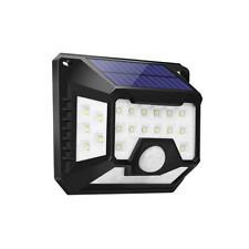 Solar Motion Sensor Light 30-LED PIR Waterproof Wireless Bright Light