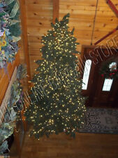 frontgate christmas xmas holiday 10 foot austrian pine tree nib 1500 pe nonlit - Frontgate Christmas Trees